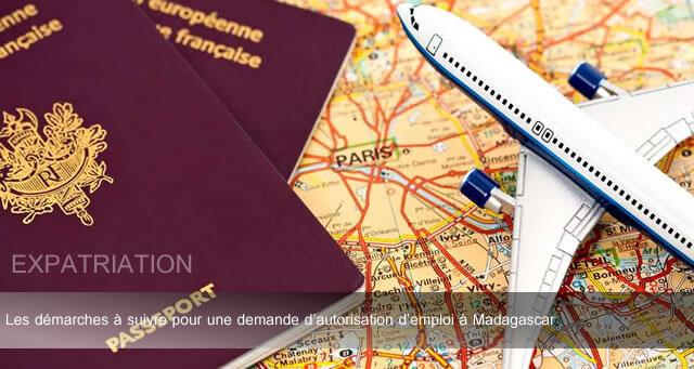 La Demande D Autorisation D Emploi D Expatrie A Madagascar